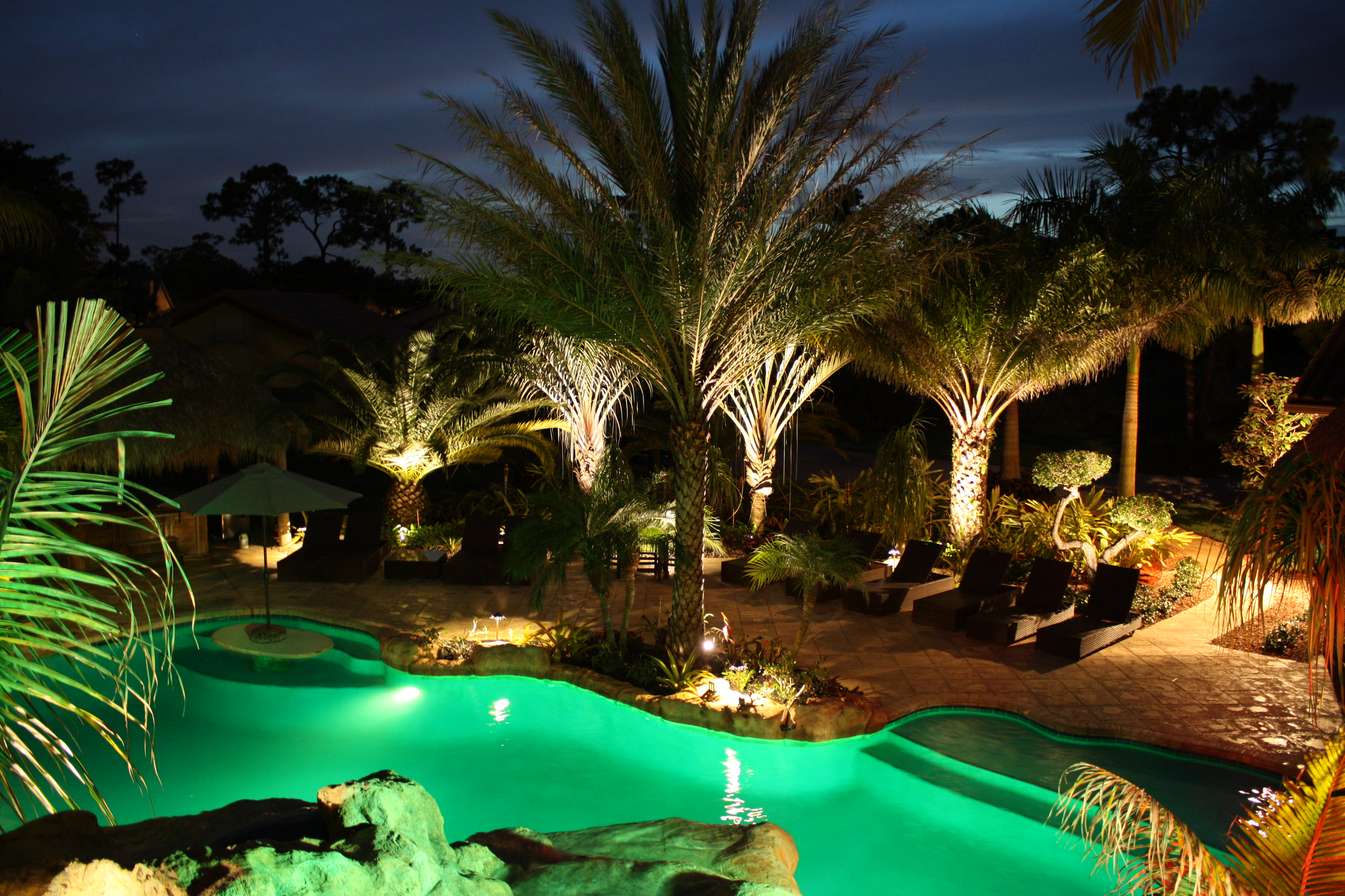best pool and patios in south florida